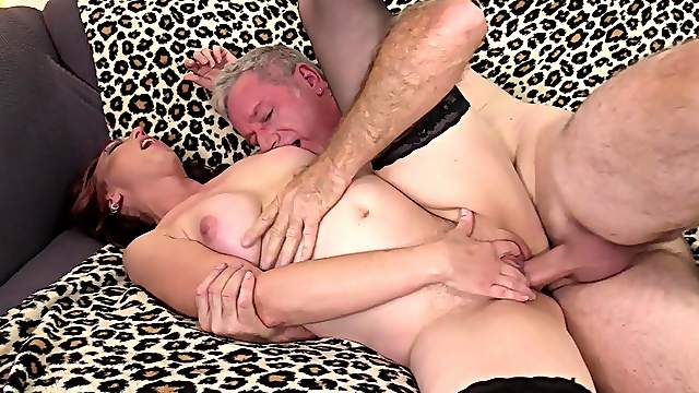have double penetration swapping orgy have hit the mark
