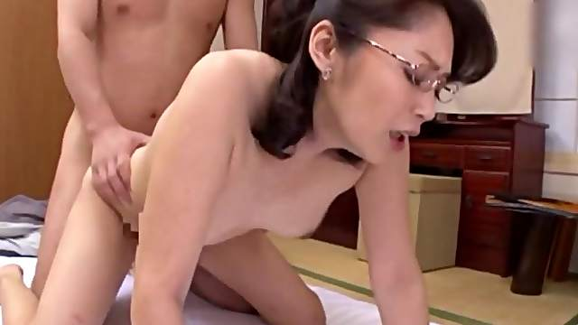 Wild hardcore hot japanese interracial