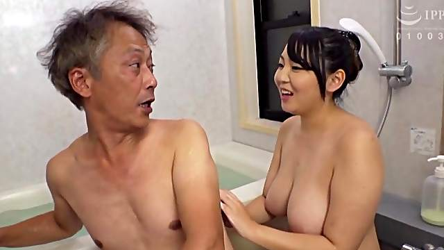 Japanese step son huge hardcore fuck play with the naughty ...